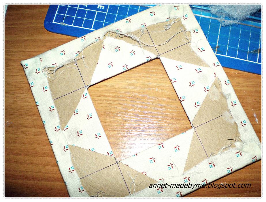 Рамки из ткани своими руками 44
